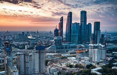 """Capital Group хочет спроектировать в """"Москва-Сити"""" первый небоскреб на деньги города"""