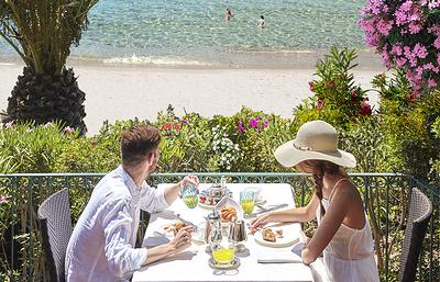 Курорт Forte Village предлагает изысканный отдых на любой вкус