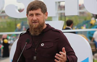 В Чечне открыли интернат для детей-инвалидов