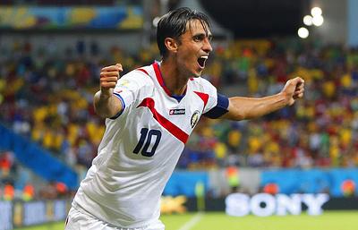 Руис: Россия и Петербург оставят самые приятные воспоминания у игроков сборной Коста-Рики