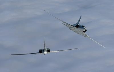 """Источник: гиперзвуковые ракеты """"Кинжал"""" испытают на дальнем бомбардировщике Ту-22М3"""