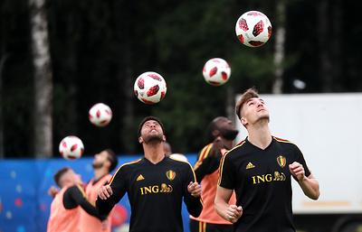 Сборные Бельгии и Англии сыграют в матче за третье место на чемпионате мира по футболу