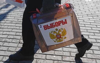 Первые два кандидата в губернаторы Новосибирской области подали подписи в свою поддержку