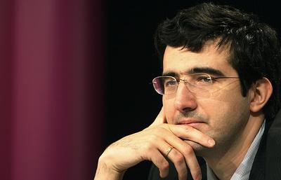 Крамник вошел в состав сборной России на шахматную Олимпиаду в Батуми