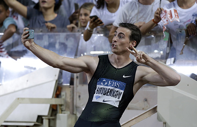 """Шубенков выиграл этап """"Бриллиантовой лиги"""" в Монако в беге на 110 м с барьерами"""