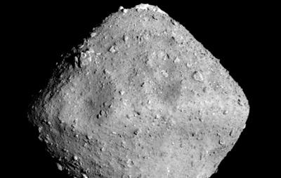 Японские ученые пока не смогли обнаружить признаки наличия воды на астероиде Рюгу