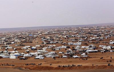 Миноброны: Россия готова обеспечить возвращение беженцев из сирийского лагеря Рукбан