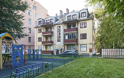 Один из первых кооперативных домов Москвы в Хамовниках признали памятником архитектуры