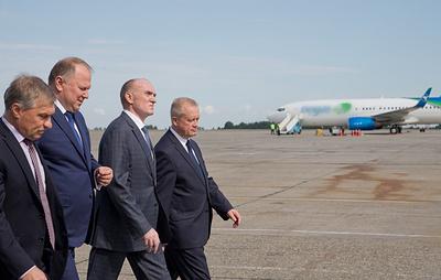 Полпред в УрФО и челябинский губернатор обсудили подготовку к саммиту ШОС и БРИКС
