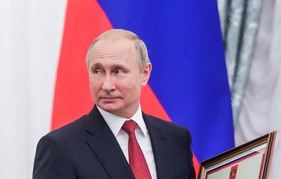 Путин поручил учредить памятную медаль для тех, кто внес вклад в подготовку ЧМ-2018