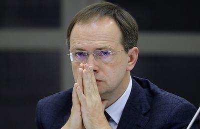 Мединский назвал кончину Брусникина большой потерей для российской культуры