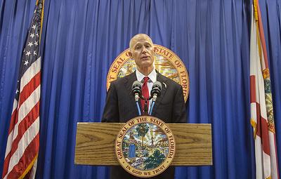 Губернатор Флориды требует от сенатора доказать утверждения о взломе избирательной системы