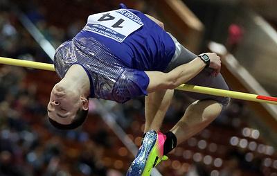 Россиянин Иванюк завоевал бронзу в прыжках в высоту на ЧЕ по легкой атлетике