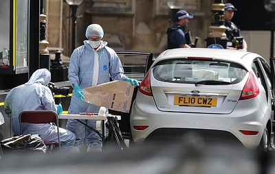DM: совершившим наезд на людей в Лондоне оказался иммигрант из Судана