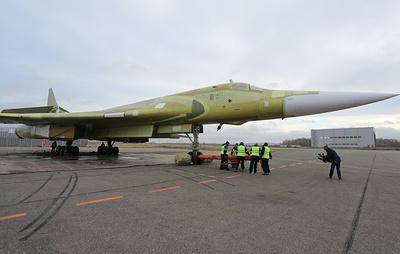 Оборудование для Ту-160М испытают на Ту-22М3М
