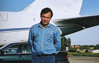Семья летчика Ярошенко направилась в США для встречи с ним