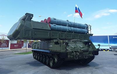 """Новый зенитный ракетный комплекс """"Бук-М3"""" впервые покажут широкой публике на """"Армии-2018"""""""