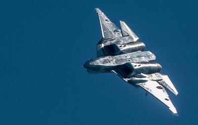 В Совфеде заявили, что истребитель Су-57 подтвердил свои качества в боевых условиях Сирии