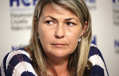 Жена россиянина Константина Ярошенко прилетела в Нью-Йорк