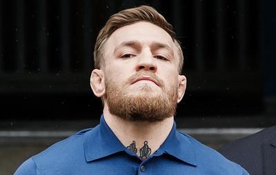 Макгрегор назвал трусом чемпиона UFC Нурмагомедова