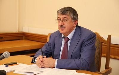 Источник: задержан замглавы администрации главы и правительства Дагестана Эфендиев