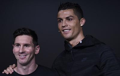 Месси впервые включил Роналду в тройку лучших футболистов сезона при голосовании ФИФА