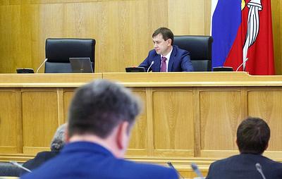 Закон о поддержке людей предпенсионного возраста принят Воронежской облдумой в 2-х чтениях