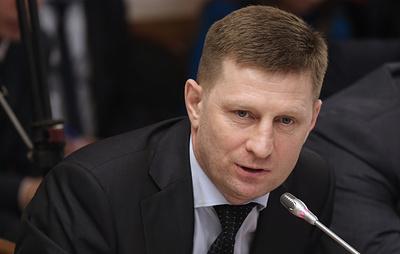 Фургал вступит в должность главы Хабаровского края 28 сентября
