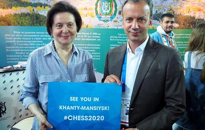 Аркадий Дворкович: Всемирная шахматная олимпиада в Югре пройдет на высочайшем уровне