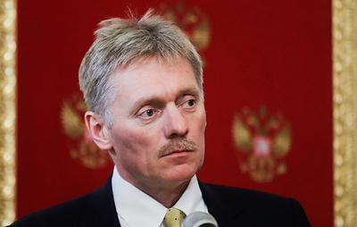 Песков рад избранию Дворковича главой FIDE