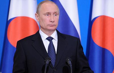 Матвиенко: визит Путина в Южную Корею планируется на следующий год