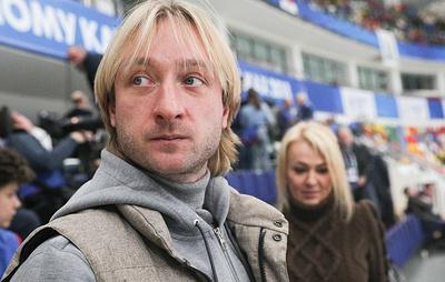Плющенко: Тараканова к концу сезона намерена добавить в программу четверной тулуп