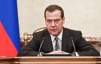 Медведев распорядился продать 1,5 млн т зерна из госфонда