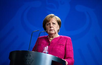 Меркель: ФРГ доверяет оценке Нидерландов по предполагаемой кибератаке со стороны РФ