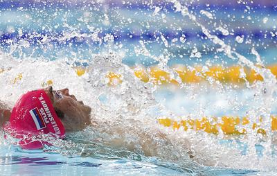 Россиянин Колесников выиграл золото ЮОИ с мировым рекордом среди юниоров