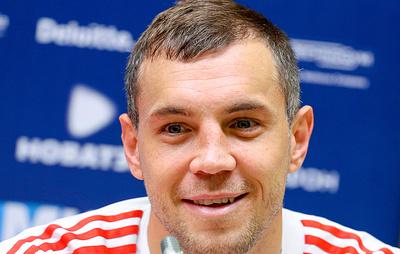 Головин и Дзюба вошли в состав сборной России на матч Лиги наций с командой Турции