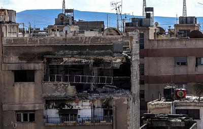 Минобороны РФ: проамериканские силы позволили боевикам захватить часть берега Евфрата