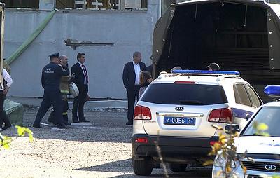 СК проверит, мог ли устроивший взрыв в Керчи студент находиться под чьим-нибудь влиянием