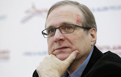 СМИ: сооснователь Microsoft Пол Аллен умер от септического шока