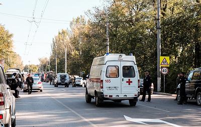 Еще один пострадавший при взрыве в Керчи обратился в больницу