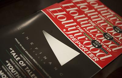 Российскую версию журнала The Hollywood Reporter перезапустят под новым брендом