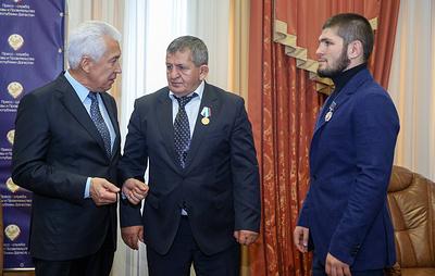 Васильев призвал Хабиба Нурмагомедова к взаимодействию в интересах Дагестана и России