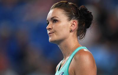 Польская теннисистка Радваньская завершила карьеру в 29 лет