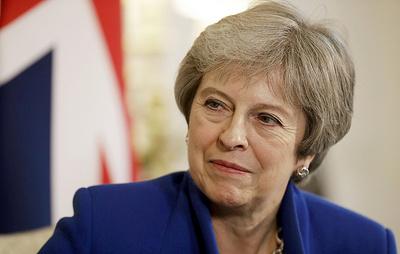Мэй верит, что выбрала правильный курс для Великобритании