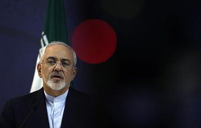 Глава МИД Ирана назвал Россию отличным торговым и политическим партнером