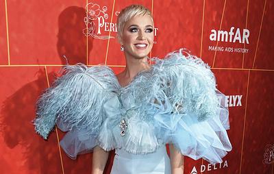 Кэти Перри признана самой высокооплачиваемой певицей года по версии Forbes