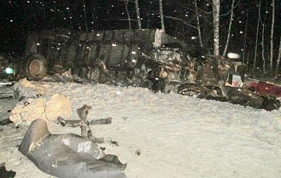 Дорожники назвали причину ДТП с пятью погибшими в Челябинской области