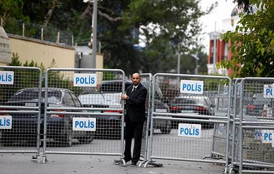 СМИ: прокуратура Стамбула запросила у суда ордер на арест двух саудовцев по делу Хашкаджи