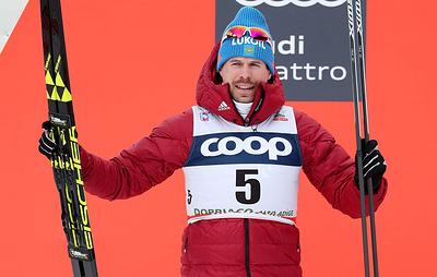 Восстановившийся от травмы лыжник Устюгов выступит на этапе Кубка мира в Давосе