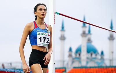 Ласицкене подаст заявку на нейтральный статус, как только IAAF определится с регламентом